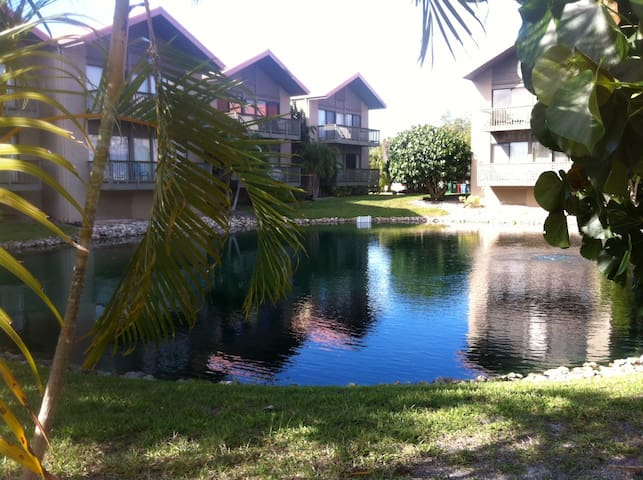 Siesta Key Beach Townhouse - Siesta Key - Huis