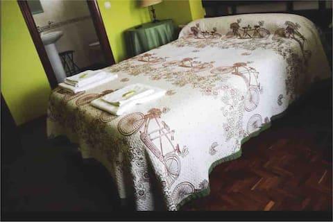 Confort en Galicia, así como en casa.