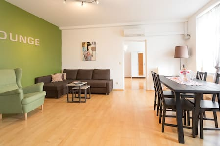 Bright Apartment near Palace Schönbrunn + Garage