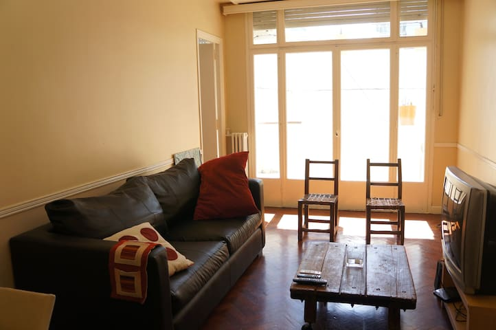 Cozy private room in the heart of BA! - Buenos Aires - Apartament