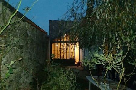 maison de bourg avec veranda