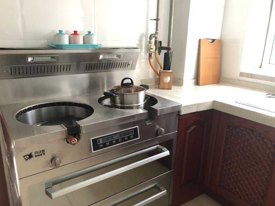 厨房一体灶 Stove
