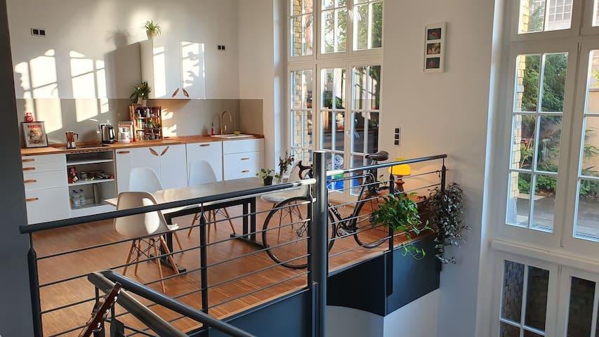 Wunderschönes Loft - Alte Zigarrenfabrik