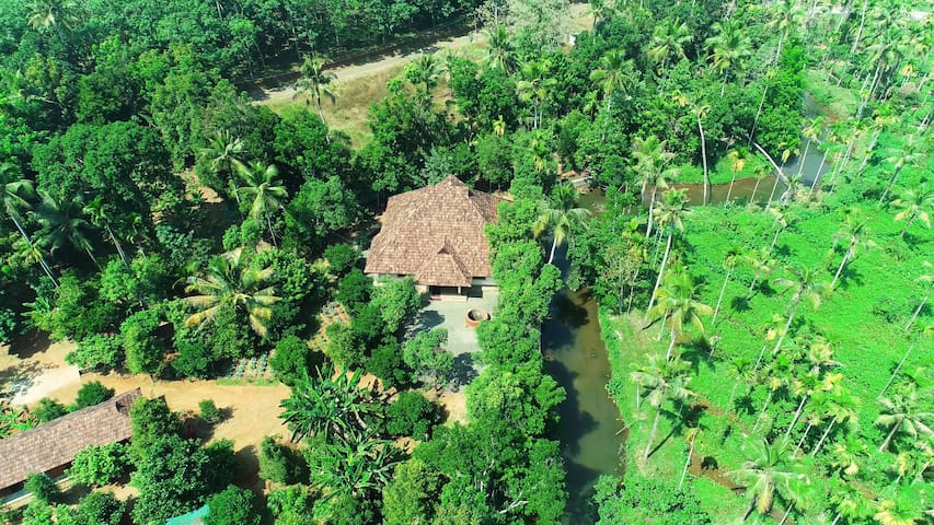 CHOLA FARM RESORTS Modern farm resorts