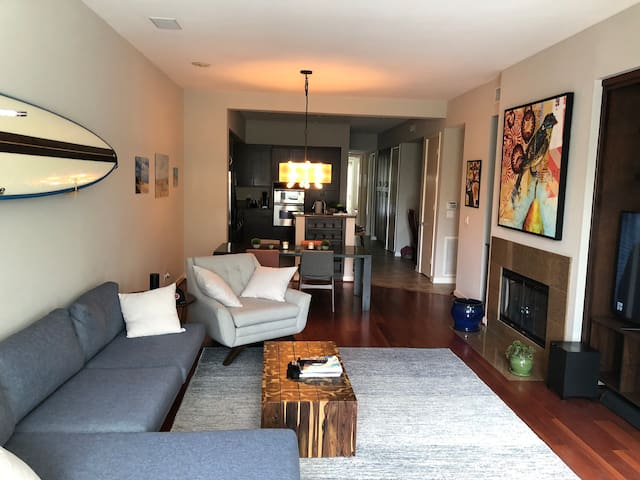 Incredible two bedroom in Cortez Hill