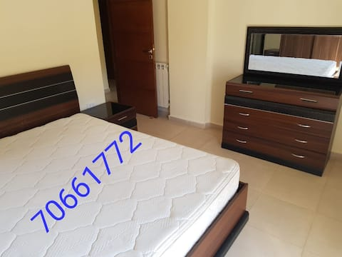 furnished apartments for rent in zahle