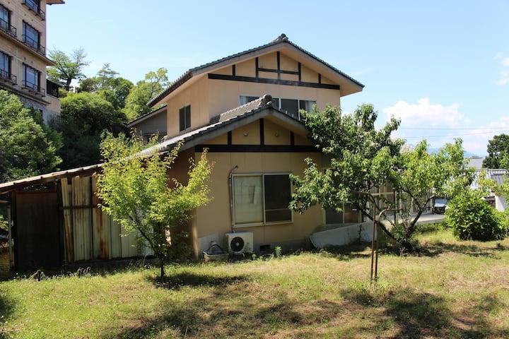 宮島でのんびり過ごせる日本の家(2階)
