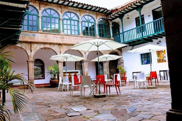 Mora & Mora Guest House Cusco Perú Share Room