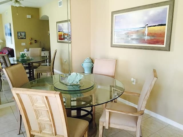 2 Bedroom Condo in Naples Gated Golf Community - Estero