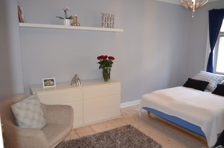 Cozy room in perfect location, close to everything - København - Lejlighed