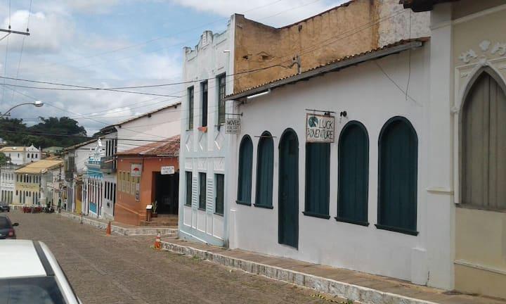 Casa Colonial no Centro de Lençóis