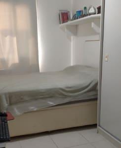 Quarto com Ar Condicionado no bairro Floresta - São José - Apartment