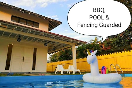 A'Famosa. 28%OFF. POOL.BBQ. The Moments Villa 1319