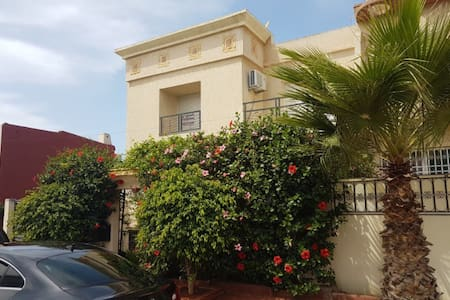 Villa à Harhoura près de Rabat - Témara