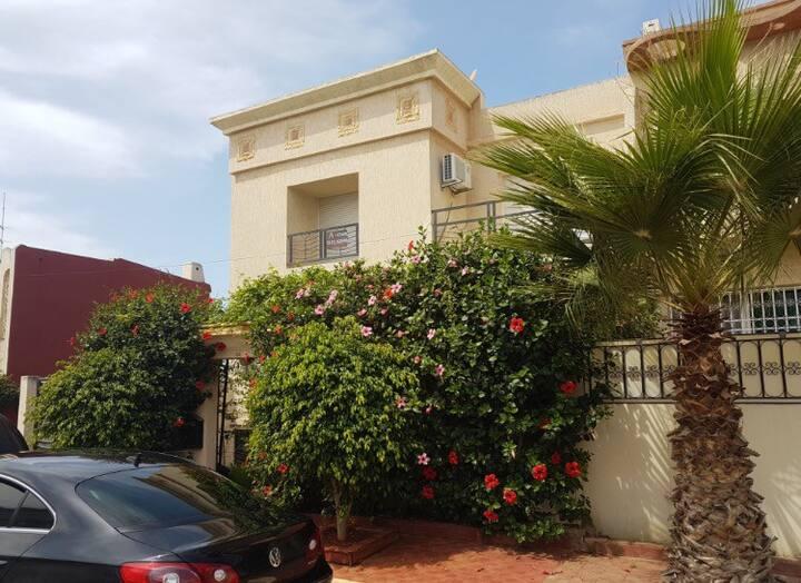 Villa à Harhoura près de Rabat