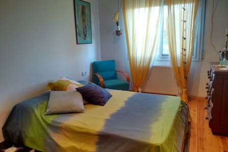 Private double room M close to the beach - Bed & Breakfast
