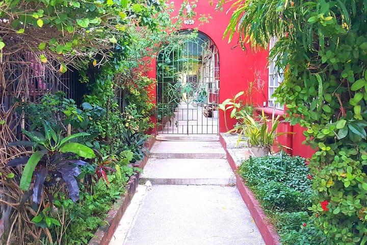 Casa Shanti, in the heart of Habana