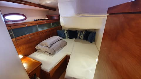 Ahoy Guest!  Cabin nr. 1
