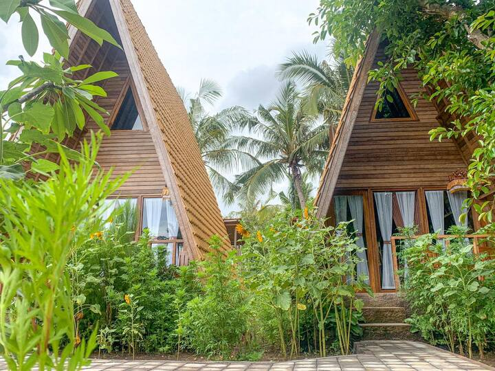 Kubu Penida Villa - Standar Double Room #2