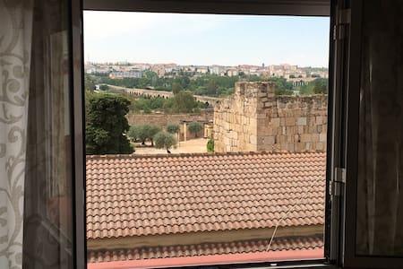 Unas vistas únicas en pleno centro - Mérida - Daire