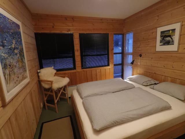 Lune rom til overnatting i Østerdalen