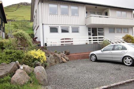 Kollafjørður. Peaceful, nice , near Torshavn - Kollafjørður