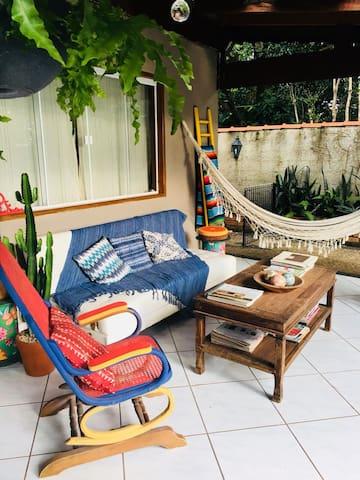 Casa dos Sonhos em Holambra (Casa Árvore+Piscina)