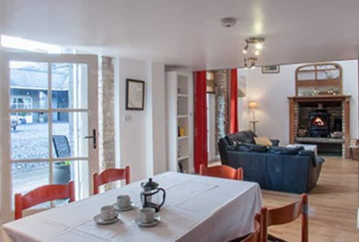 Courtyard apartment at Loughcrew Estate