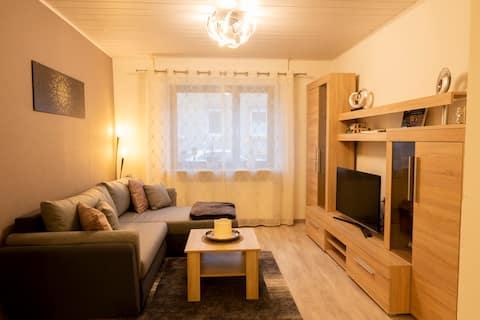 Ferien Wohnung Weinheim, Ferien wie Zuhause !