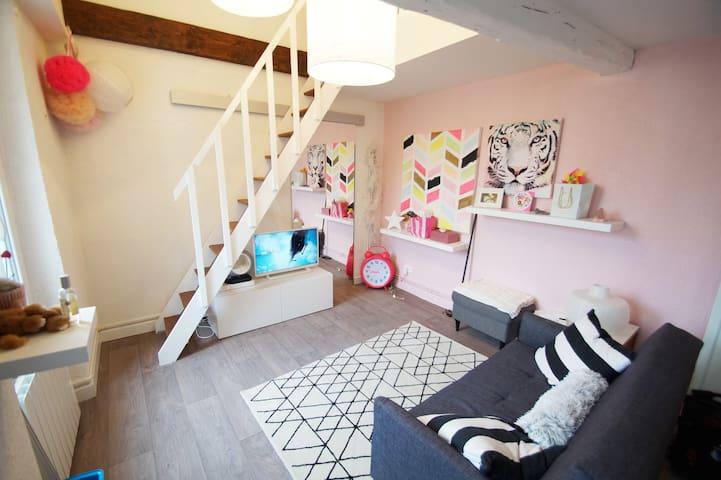 Jolie maisonnette 10 minutes de Rambouillet - Sonchamp - Casa