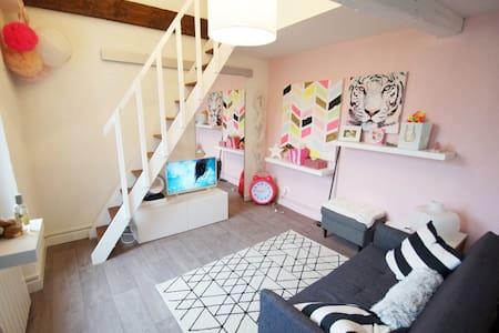Jolie maisonnette 10 minutes de Rambouillet - Sonchamp - บ้าน