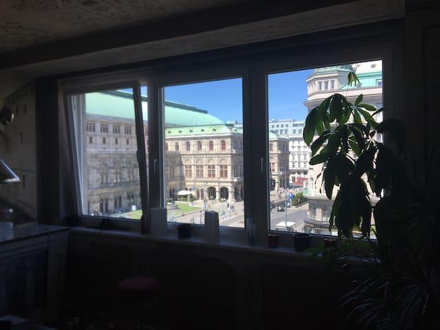 View from Billard Room
