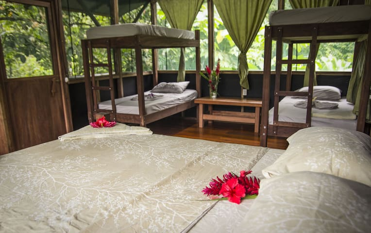 Tucan Private Family Cabana