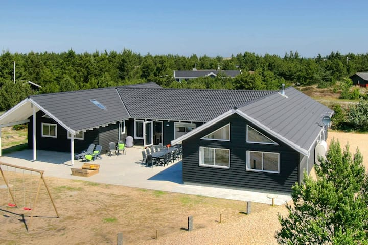 Stunning Holiday Home in Blåvand with Swimming Pool