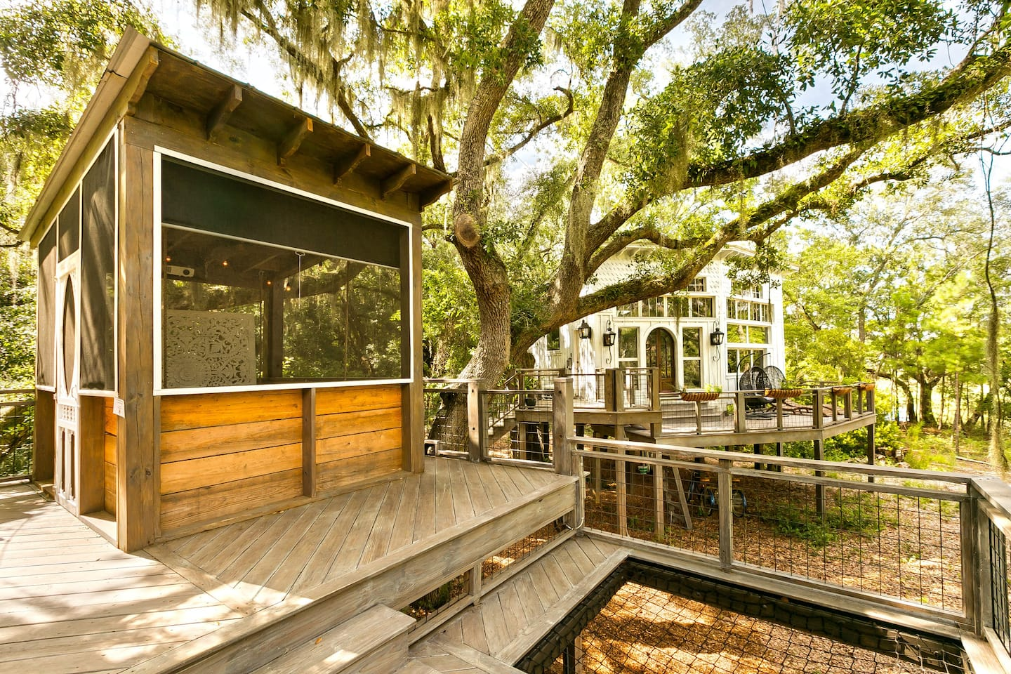 Wow! We found the Best treehouse South Carolina Rentals. Save time searching!
