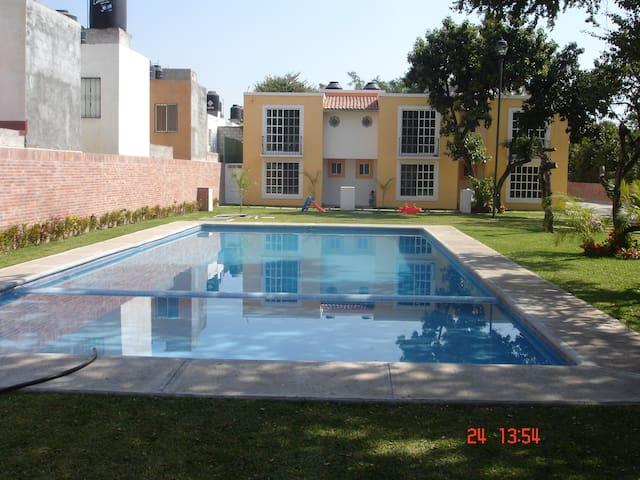 Casa en Condomino Yautepec Morelos