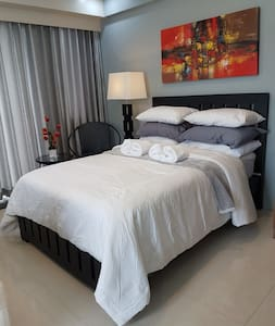Executive Studio type unit in Newport City, RWM - Pasay - Bed & Breakfast