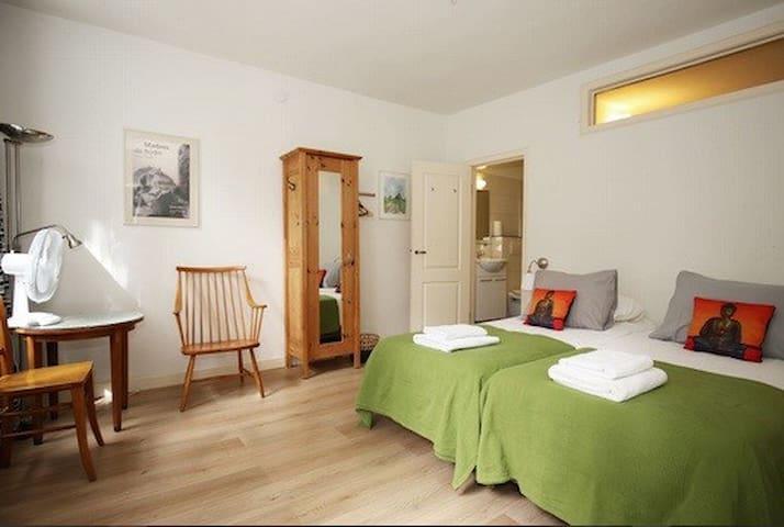 Cosy private suite next Westerpark!