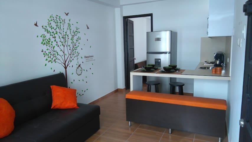 Downtown apartment near turistic places - Bogotá - Apartamento