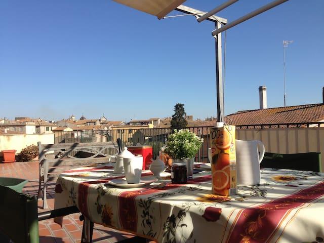 charming loft in Tuscania - Tuscania - Apartamento