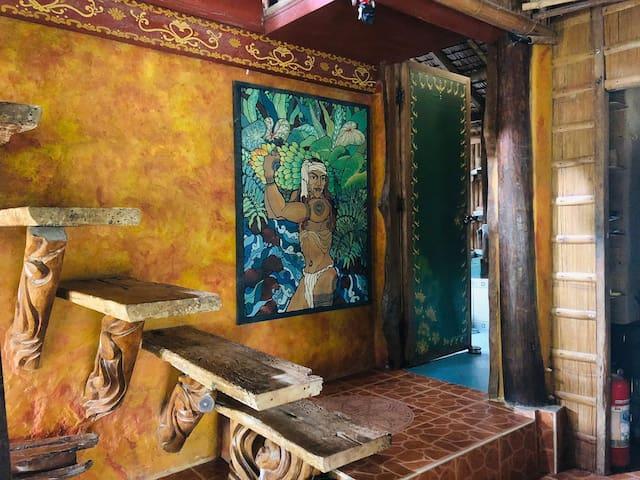ISLAND HOME whole island art house