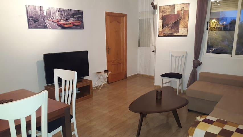 Piso en la Ribera, zona centro 4 dormitorios wifi - Córdoba - Wohnung