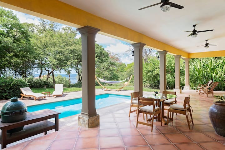 Oceanfront Rancho Santana Villa w/ Private Pool