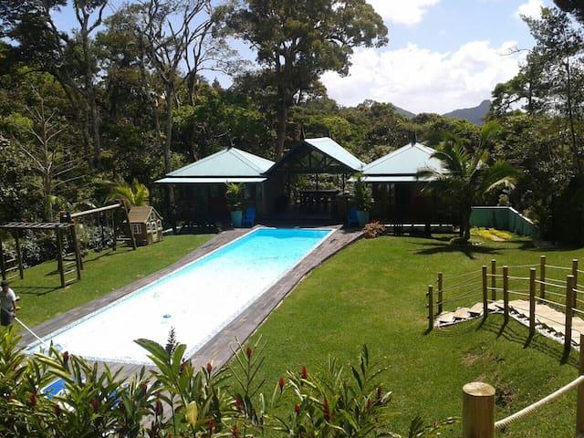 Cloudforest Adventure - Sorá - Casa de campo