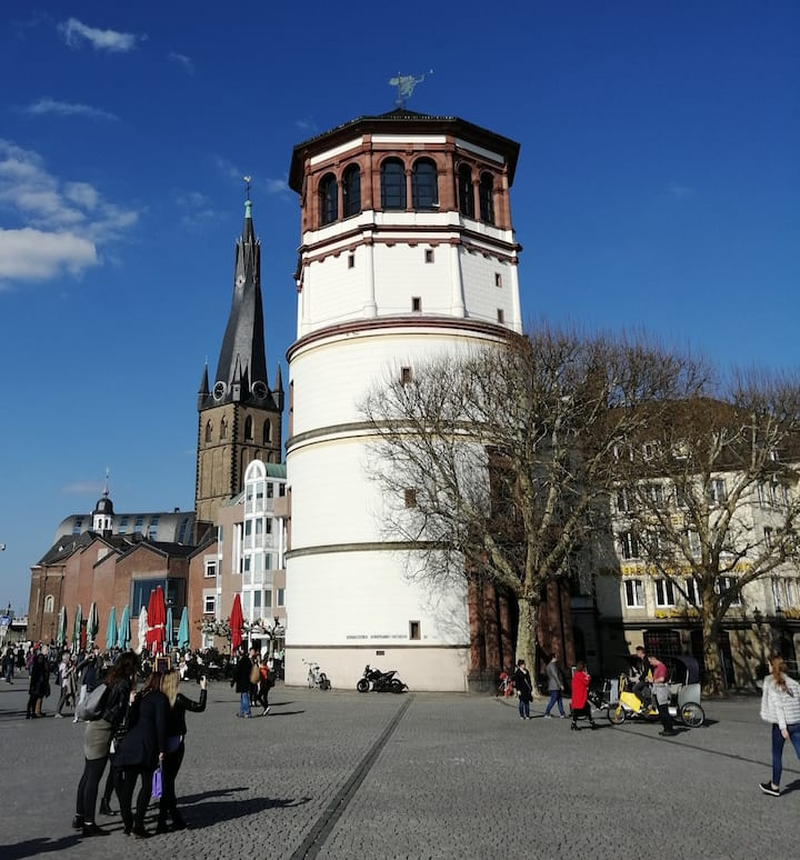 Schlossturm :  Treffpunkt