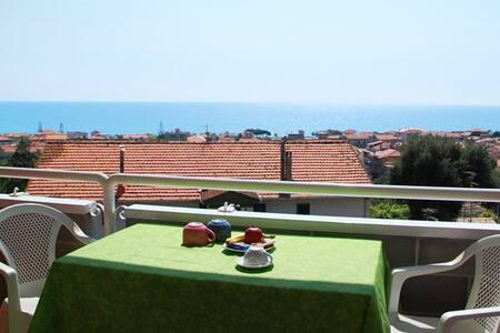 Villa Belvedere - 7 Posti letto - Marina di Ascea