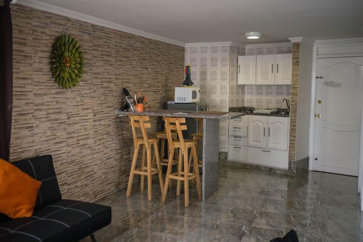 Apartamento acogedor en El Laguito - Cartagena - Apartamento