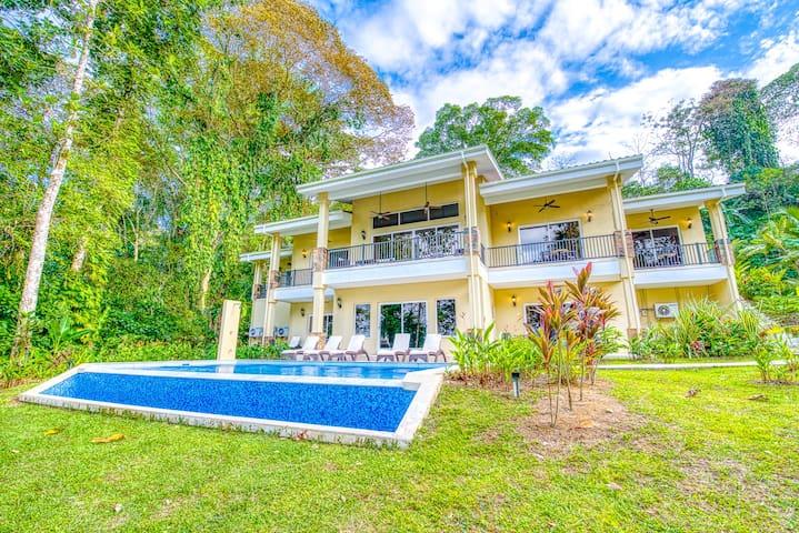 Villa en la playa de Bocas del Toro (Red Frog 1BR)