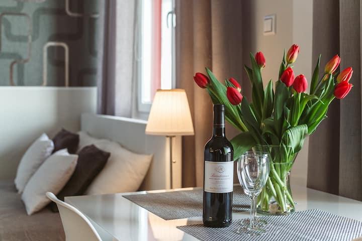 Apartament Comfort4U w Rzeszowie