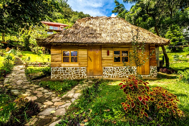 Oruga - small private bungalow